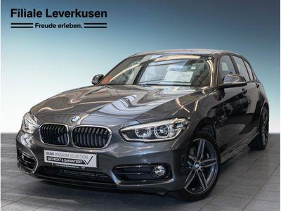 gebraucht BMW 118 1er i Sport Line