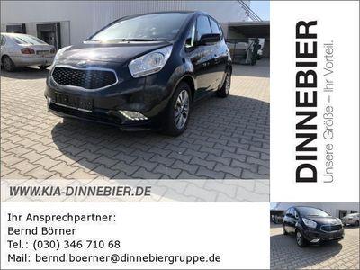 gebraucht Kia Venga Platinum 1.6 AT6 Jahreswagen, bei Autohaus Dinnebier GmbH