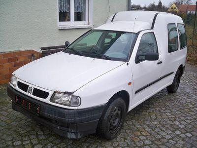 gebraucht Seat Inca 1.4 ,kein TÜV,AHK,erst 108 Tkm,LKW-Zulassung