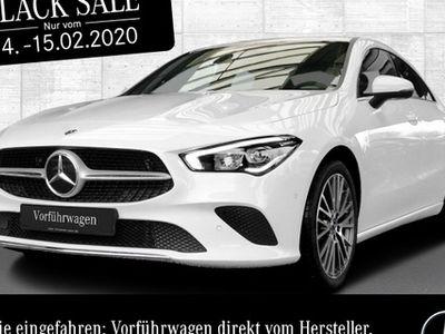 gebraucht Mercedes CLA180 Cp. Carbon LED Keyl-GO Kamera Spurhalt-Ass