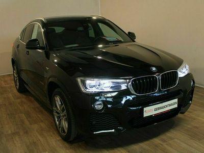 "gebraucht BMW X4 M xDrive20d 8G MSport HuD-19""-XEN-USB-PDC-BLUET."