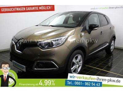 käytetty Renault Captur 1.5 dCi FAP Elysee Premium Paket