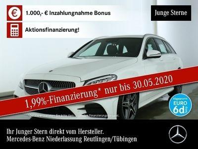 gebraucht Mercedes C220 d T AMG 360° Distr. COMAND LED PTS Easy