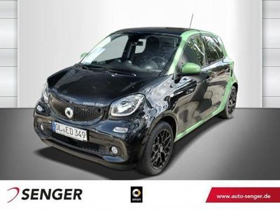 käytetty Smart ForFour Electric Drive 60kW prime cool&media