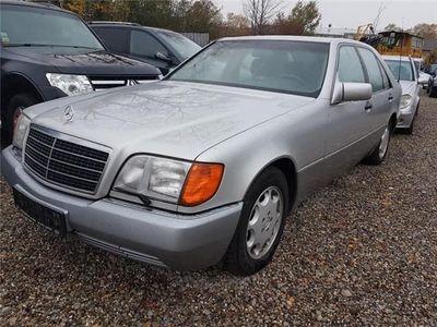 gebraucht Mercedes S300 SE