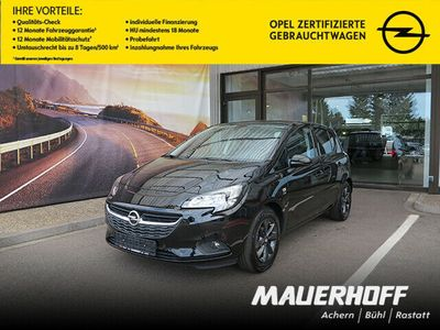 gebraucht Opel Corsa E 120 Jahre   Winterpaket   S/S   Parkpilo