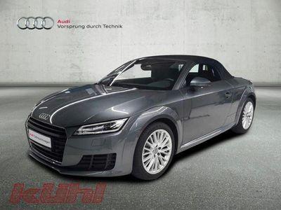 gebraucht Audi TT Roadster 2.0 TDI ultra 18 Zoll Navi Xenon