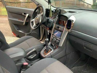 gebraucht Chevrolet Captiva 2.4 2WD 7 Sitzer LPG Gas