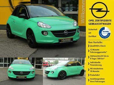 gebraucht Opel Adam Unlimited SITZHEIZUNG+LENKRADHEIZUNG