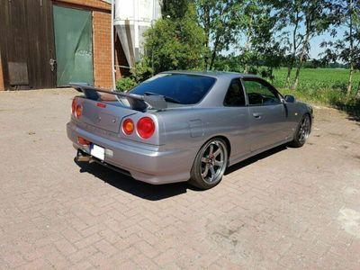 gebraucht Nissan Skyline R34 GTT Schalter
