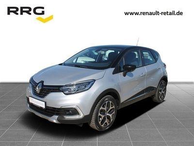 gebraucht Renault Captur 0.9 TCe 90 eco² Intens Navi!!!