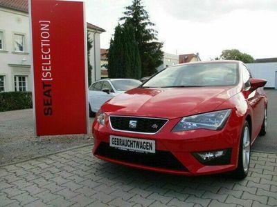 gebraucht Seat Leon SC 1,4 TSI FR DSG