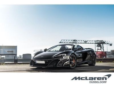 gebraucht McLaren 675LT Spider Carbon Series 1 of 25