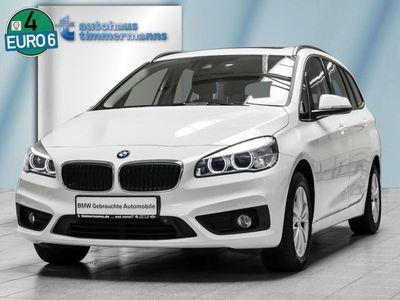 gebraucht BMW 218 Gran Tourer Advantage Panorama Klimaaut.