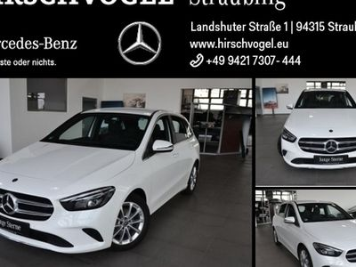 gebraucht Mercedes B180 Progressive+MBUX+Navi+LED+Kamera+PDC+SHZ