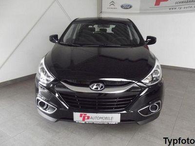 gebraucht Hyundai ix35 1.6 GDI Classic Pluspaket