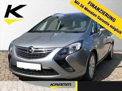 gebraucht Opel Zafira Tourer C Innovation 1.4 Turbo Navi Dyn. K