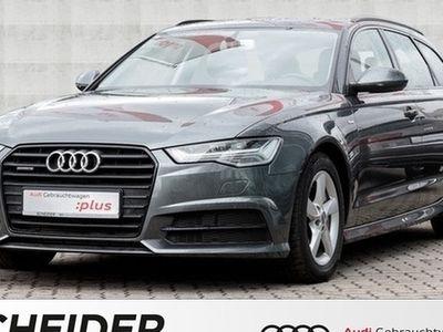 gebraucht Audi A6 Avant 3.0 TDI cd qu 2 x Sline Navi Pano LED Sthzg