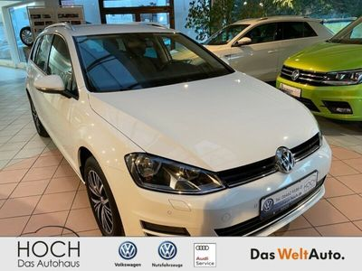gebraucht VW Golf VII Variant Comfortline VII 1.4TSI Kombi Bluetooth+PDC+Regensensor