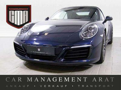gebraucht Porsche 911 Neu 4S Cabriolet PDK 991.2 APPROVED+R20+PCM+CARP
