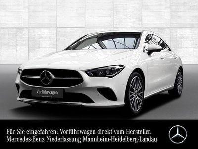 gebraucht Mercedes CLA200 Cp. Carbon LED Kamera Spurhalt-Ass PTS