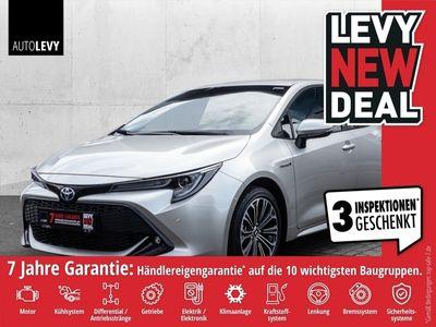 gebraucht Toyota Corolla Hybrid Team Deutschland CarplayAndroid