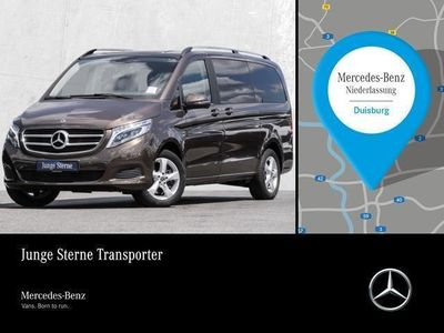 gebraucht Mercedes V250 lang BT Edition Sportpak ILS LED AHK Kamera