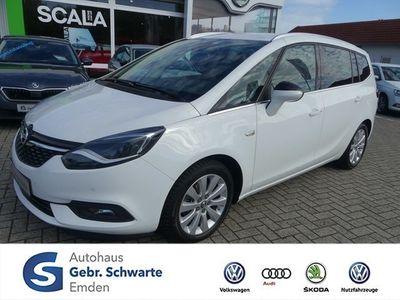 gebraucht Opel Zafira Tourer 1.4l Rückfahrkamera Farbdisplay
