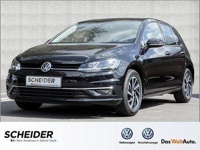 gebraucht VW Golf VII 1.5 TSI DSG Join EU6 D-Temp Navi LED