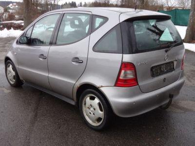 gebraucht Mercedes A160 Elegance Automatik/PTS/Bose Sound/AHK/PSD