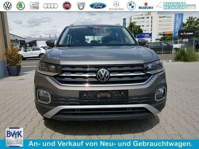 gebraucht VW T-Cross - Style WINTERPAKET PARKPILOT 4 J. GARANTIE