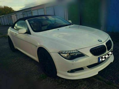 gebraucht BMW 630 Cabriolet i *HEADUP Facelift 20 ZOLL* 1A Zustand
