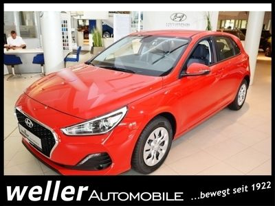 gebraucht Hyundai i30 cw Navi mit Rückfahrkamera, Sitzheizung, Einparkhilfe hi.