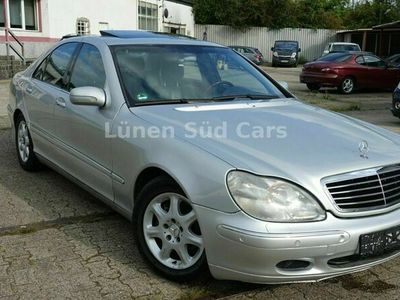 gebraucht Mercedes S320 S -Klasse Lim.CDI*Navi *Keyless Go *Softc