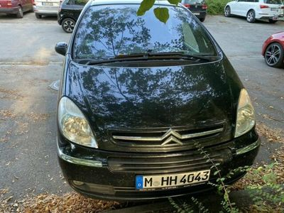 gebraucht Citroën Xsara Picasso Citröen 1,6 hdi
