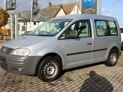 gebraucht VW Caddy Neu Kombi 2.0 EcoFuel (CNG) Klima