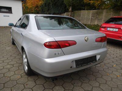 gebraucht Alfa Romeo 166 3.0 V6 24V Heute schon ein KLASSIKER