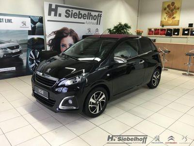 gebraucht Peugeot 108 TOP Allure PureTech 82 *Klimatronic*SHZ*