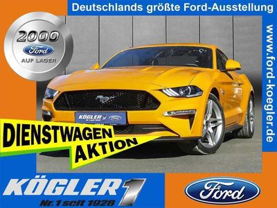 gebraucht Ford Mustang GT Fastback 5.0/dt. Modell -8%*