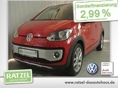 gebraucht VW cross up! up!1.0 Winter-Paket Klimaanlage Navi