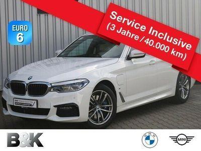gebraucht BMW 530 e iPerformance M Sport Leas.499,-o.A.,LiveC.