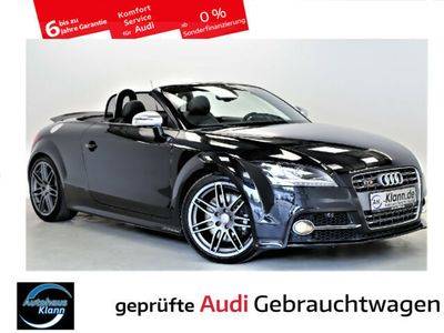gebraucht Audi TT Roadster TT 2.0 TFSI 272PS S quattro NAVI BOSE