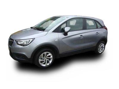 gebraucht Opel Crossland X 1.2 S/S Edition Navi 900 Park&Go Sitz Lkrhzg