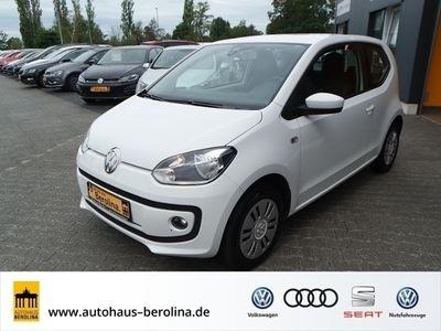 gebraucht VW up! 1.0 move *NAVI*GRA*SHZ*