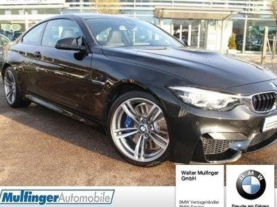 "gebraucht BMW M4 Coupe M DKG Leder AdLED Navi HiFi HUD PDC 19"""
