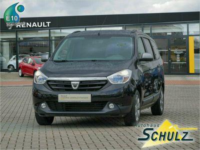 gebraucht Dacia Lodgy 1.6 Celebration KLIMA AHK NAVIGATION Neu