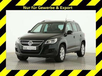 gebraucht VW Tiguan Sport & Style 4Motion AHK Xenon SHZ