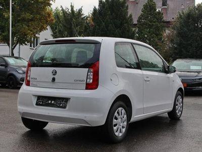 gebraucht Skoda Citigo 1.0 Ambition (Klima Einparkhilfe)