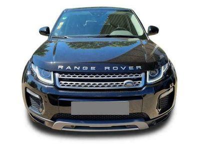 gebraucht Land Rover Range Rover evoque Range Rover Evoque SE
