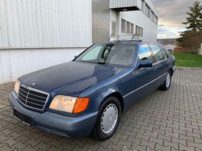 gebraucht Mercedes 500 SEL ..Scheckheftgepflegt